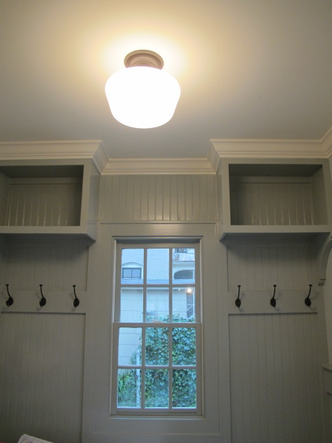Kitchen Cabinets And Kitchen Walls Painted Sw Creamy