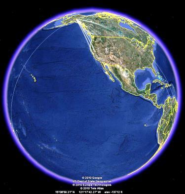 Google Планета Земля Андроид