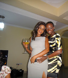 CYNTHIA MASASI WITH MIRIAM ODEMBA