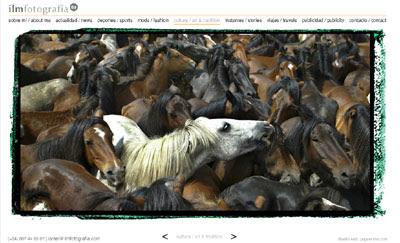 ver web de Israel López Murillo Fotografía: fotografías de moda, fotoperiodismo, actualidad, deportes, viajes, prensa, noticias...