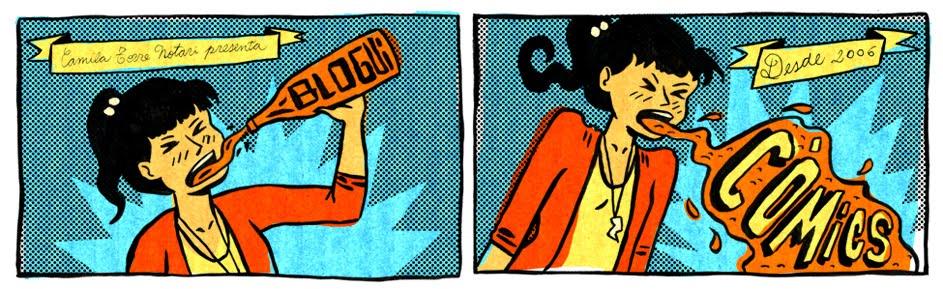 cami comics