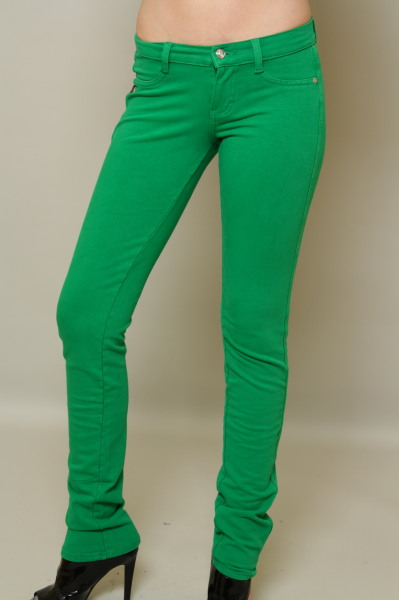 green Brazilian Jeans
