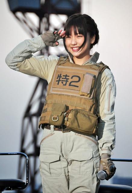 真野恵里菜 Erina Mano Patlabor Photos 01