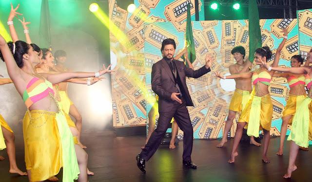 Shah Rukh Khan at chennai express