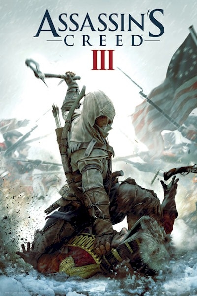 Assassin's Creed 3 Game Poster