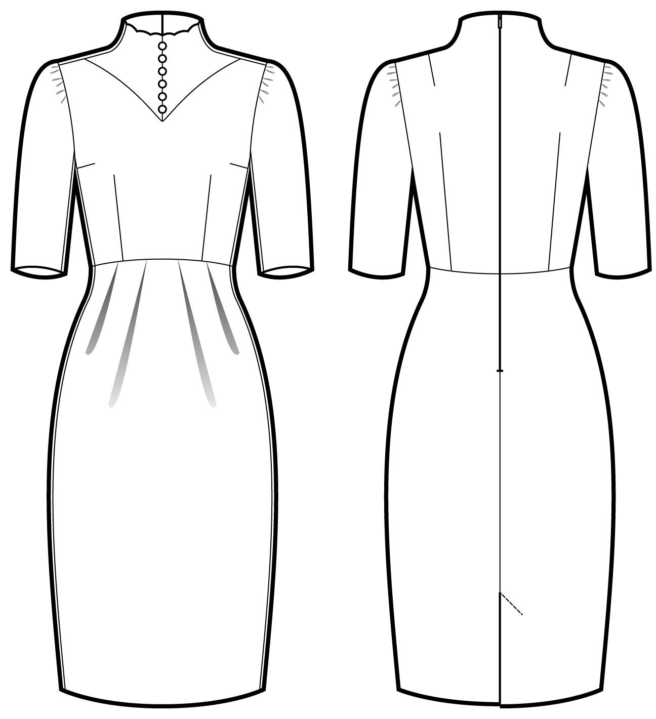 suzysewing antoinette dress pattern release