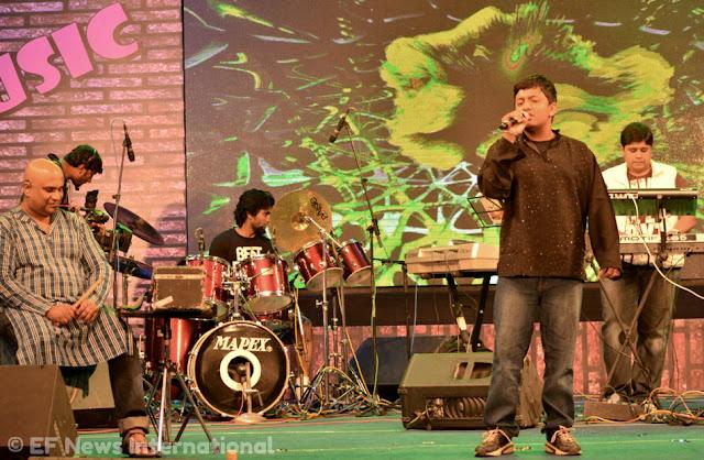 Aditya Vittal - Alive India Concert - Parmita Borah photography