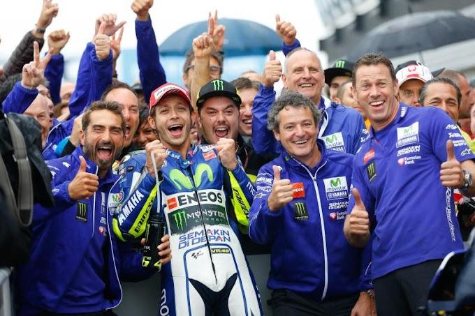 Klasemen MotoGP per Silverstone 2015 - Rossi Kembali Memimpin