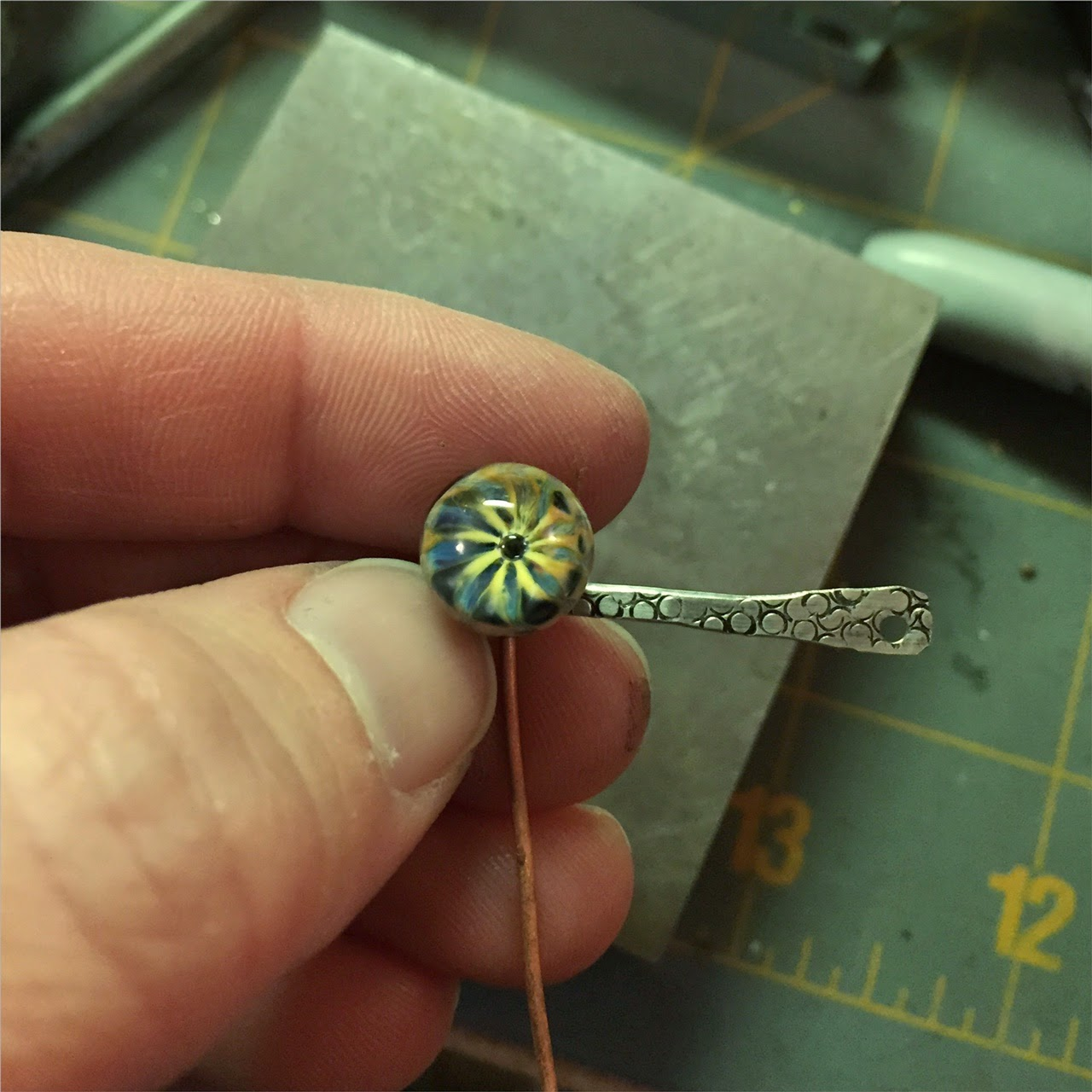headpin chain tutorial jen cameron