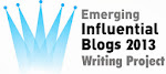My Top 10 Emerging Influential Blogs around the Globe 2013