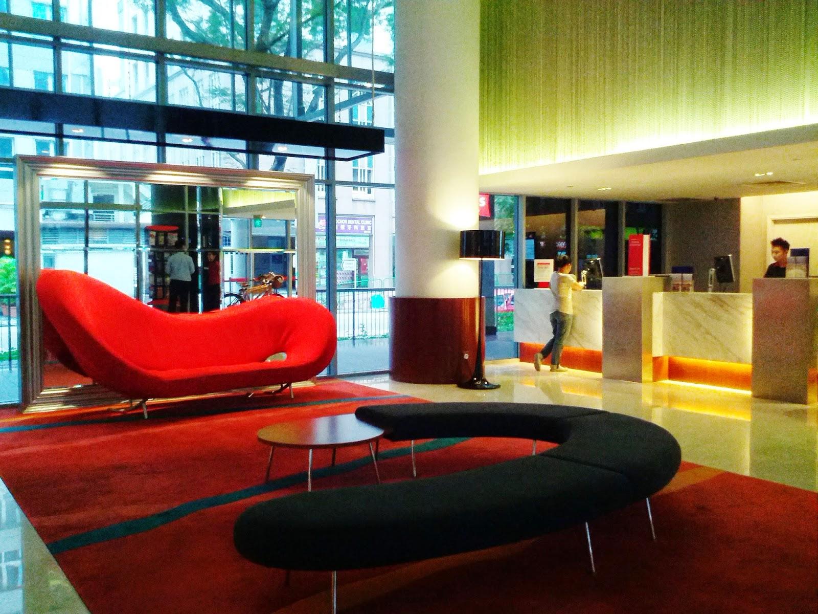 Hotel Bencoolen Singapore Review