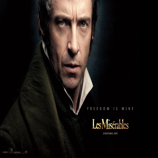 2013 Oscar Nominations - Free Download Les Miserables HD iPad Wallpapers