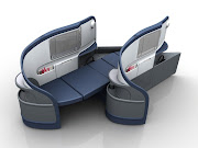 Business Elite Service para os Boeings 777 da Delta Airlines. (delta airlines new bed)