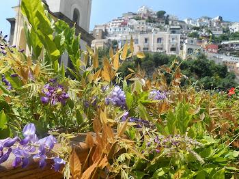 Late summer in Positano