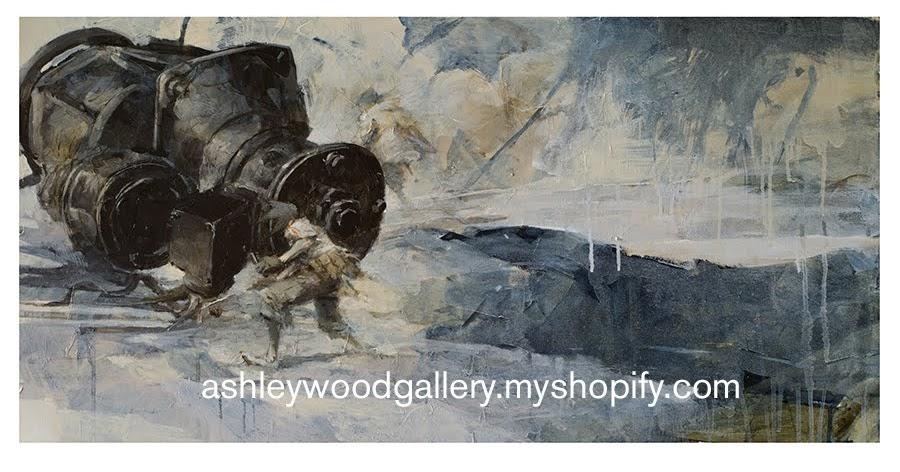 Ashley Wood Prints