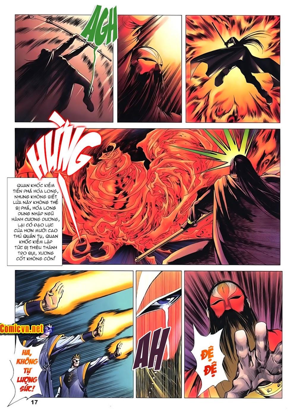 Lục Đạo Thiên Thư chap 15 - Trang 17