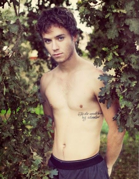 2.Jeremy Sumpter; Adorable quote... To die would be an awfully big adventure