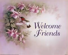 Bem-vindo amigos