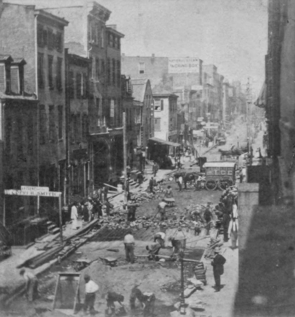 robs webstek mercer street new york 1862. Black Bedroom Furniture Sets. Home Design Ideas
