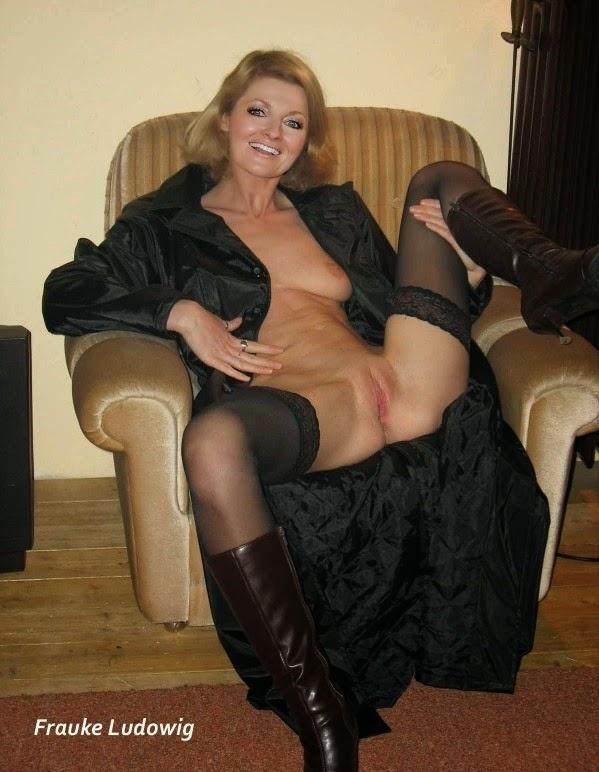 Nackt Bilder : Frauke Ludowig Sexy Nackt Pics   nackter arsch.com