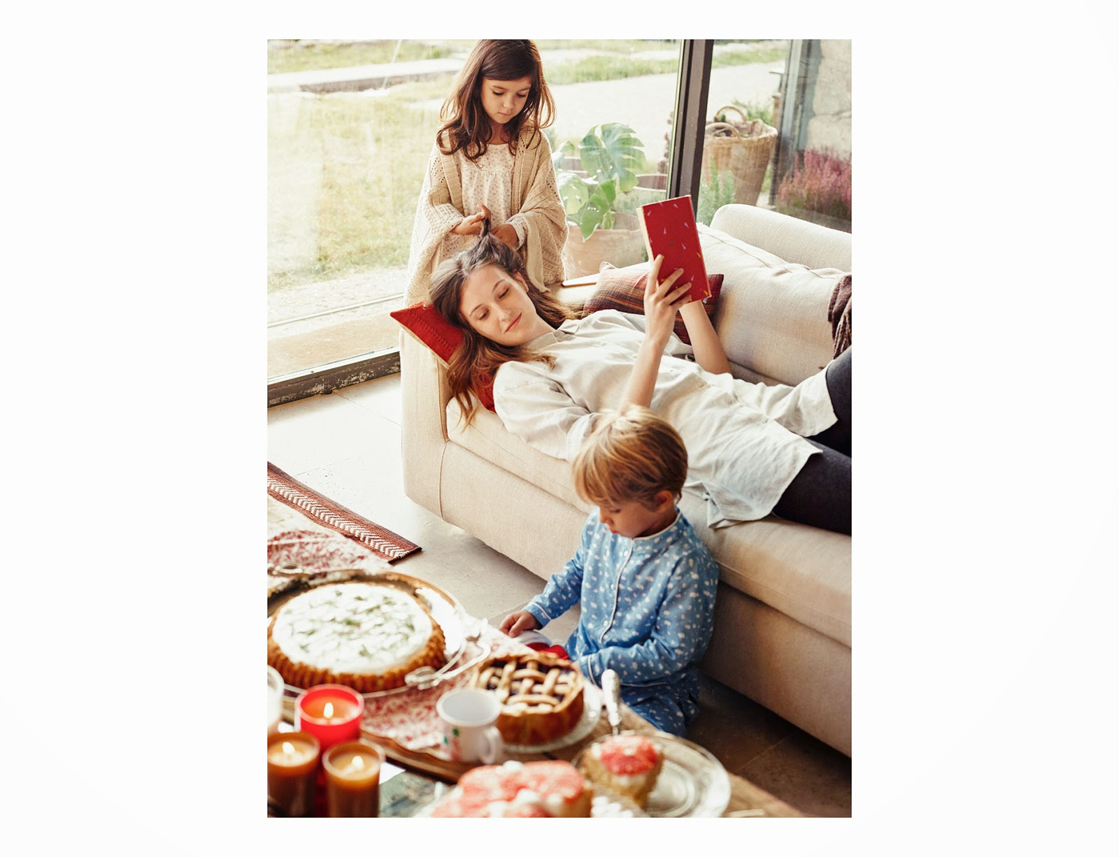 Zara Home Christmas 2014 Lookbook
