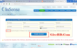 How to earn money with clixsense bangla tutorial