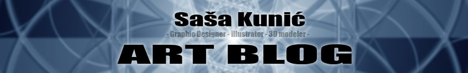 Sasa Kunic Art Blog