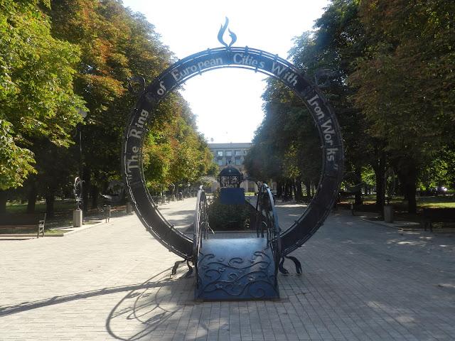Le Cercle des Villes des Forgerons - GoToDonetsk
