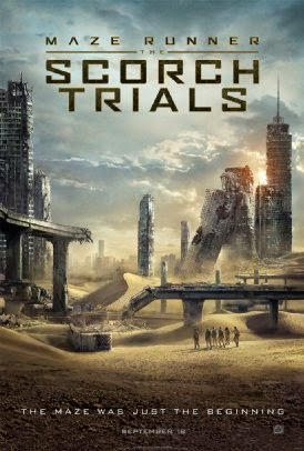 sinopsis film Maze Runner: The Scorch Trials