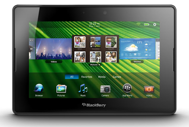 Blackberry Playbook BB10 OS Update Release Date