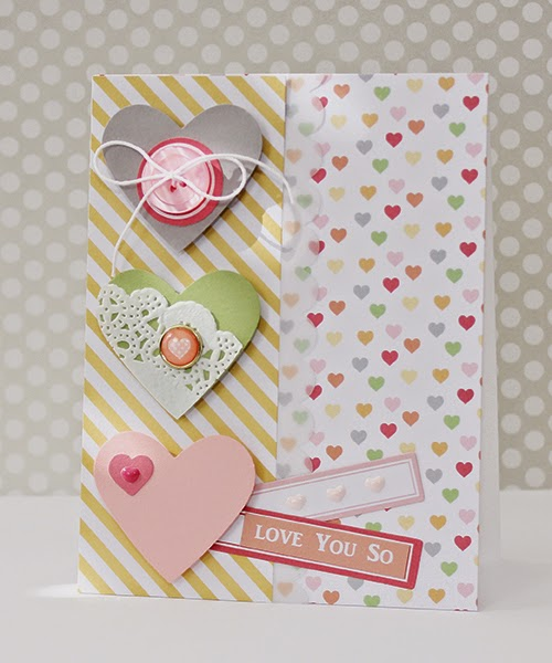 Erin Taylor Chickaniddy Crafts I Love You 2