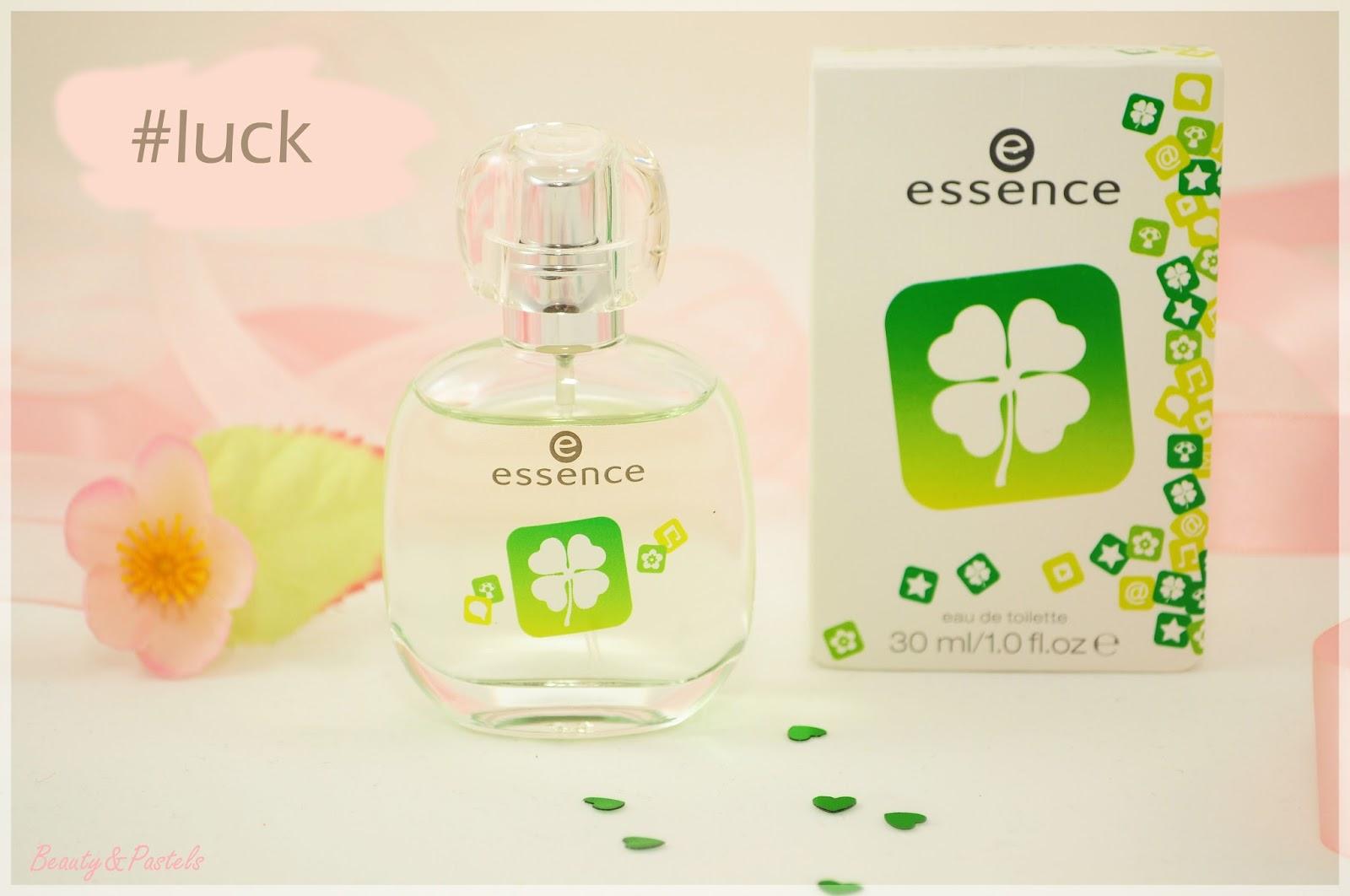 essence-Duft-luck