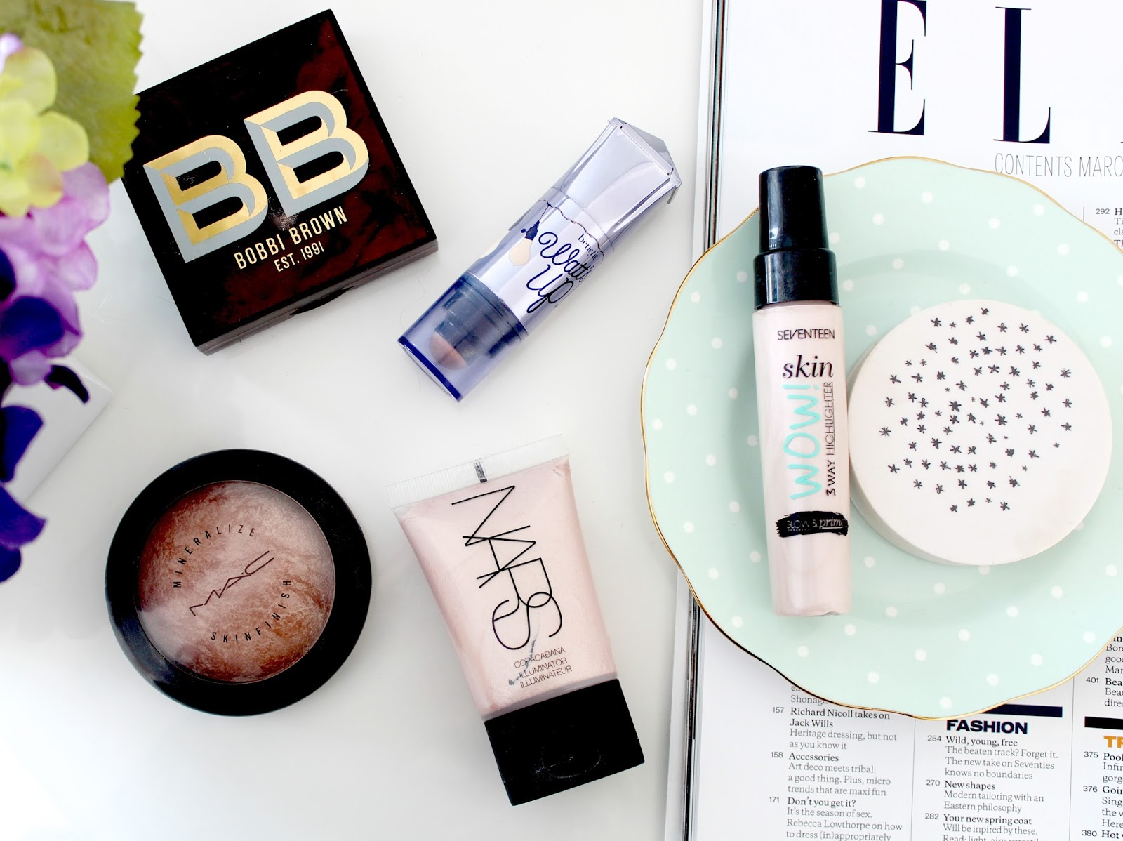 Favourite Highlighting Products, My Favourite Highlighters, The Glow Getters