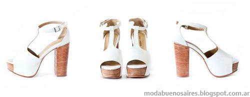 Zapatos Etiqueta Negra verano 2013. Moda 2013.