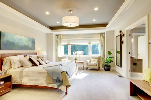Bedroom Tray Ceiling Paint Ideas 600 x 400