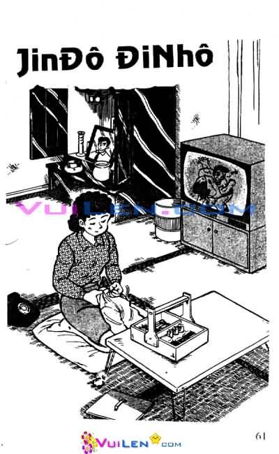 Jindodinho - Đường Dẫn Đến Khung Thành III  Tập 17 page 61 Congtruyen24h