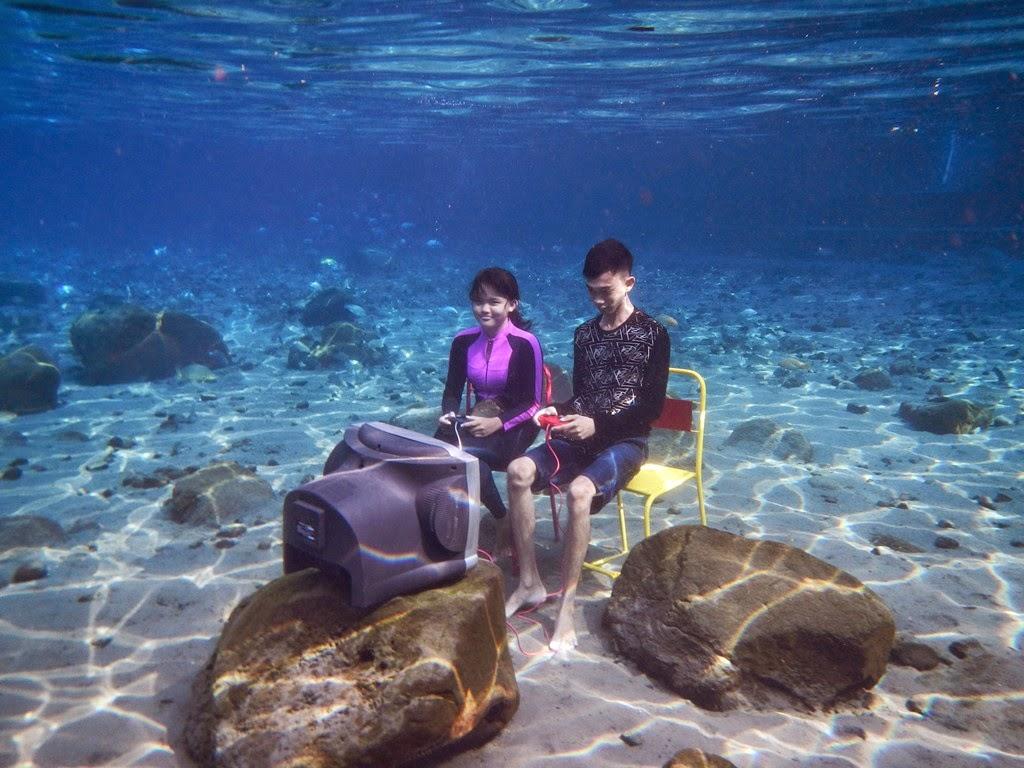 Obyek Wisata Umbul Ponggok Klaten Yang Menarik