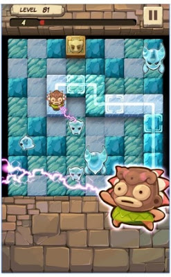 Game Puzzle Asah Otak Caveboy Escape MOD APK