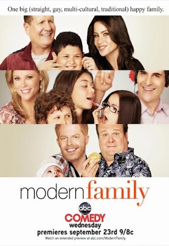 Modern Family Temporada 6 (HDTV 720p Ingles Subtitulada) (2014)