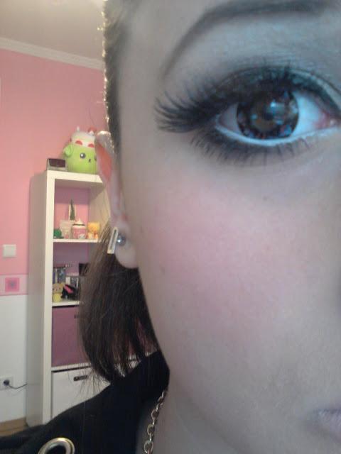 Big eyes lenses - Barbie Diamond 3 Tones Blue