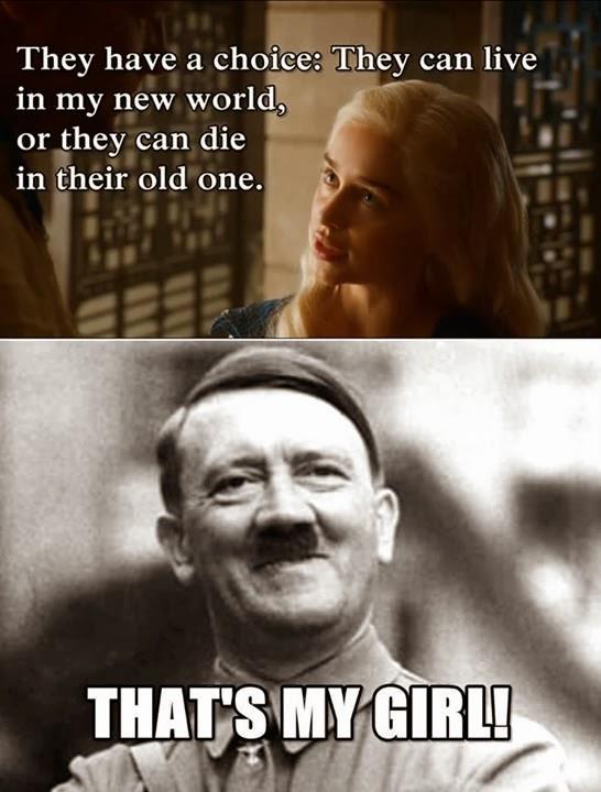 khaleesi game of thrones memes