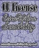 CU License Erica Wilma Sensibility