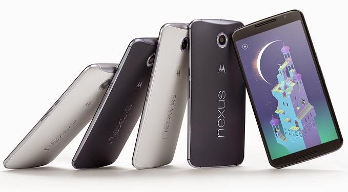 Review Motorola Nexus 6,  Phablet Tangguh Dari Google