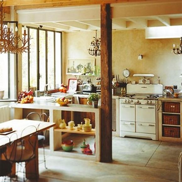 decoracao cozinha rural : decoracao cozinha rural:Sunny Kitchen