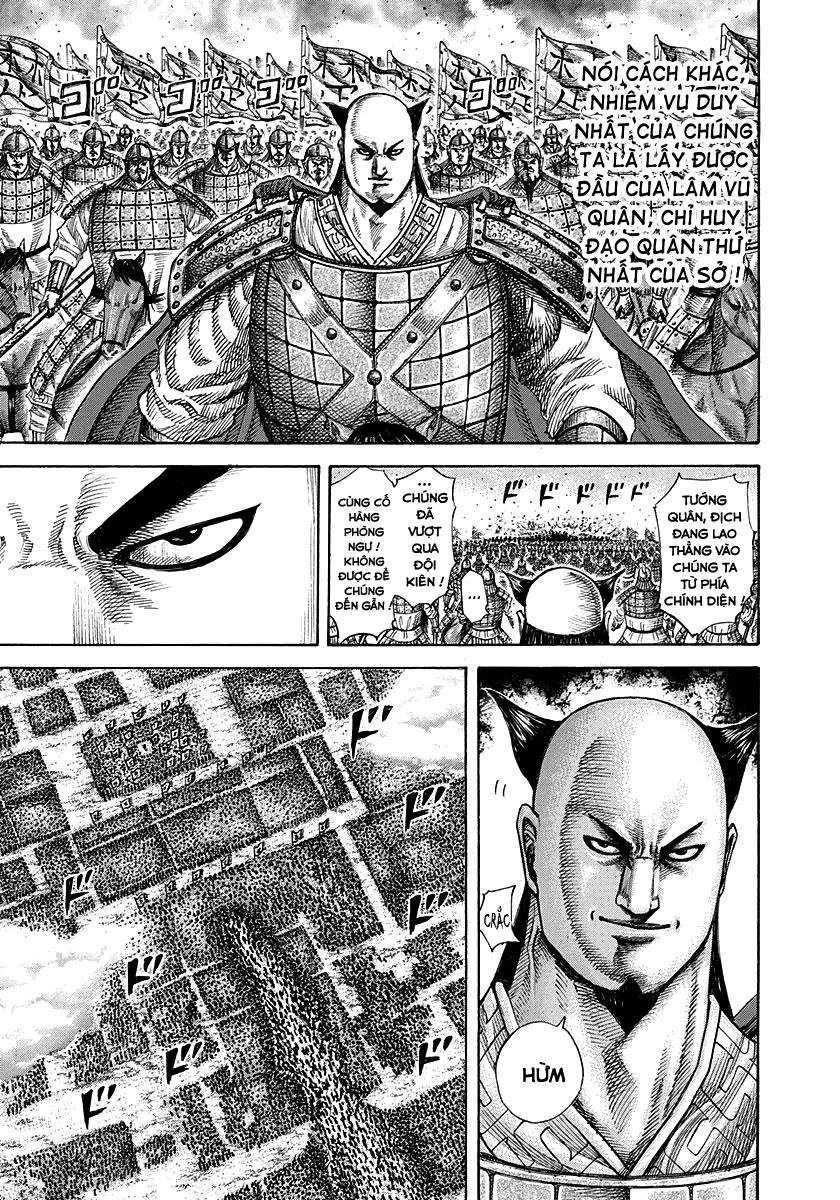 Kingdom - Vương Giả Thiên Hạ Chapter 279 page 12 - IZTruyenTranh.com