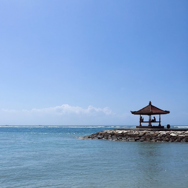 Nusa Dua Beach. Photo by: Hello Jesso