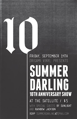 Los Angeles Adores... Summer Darling