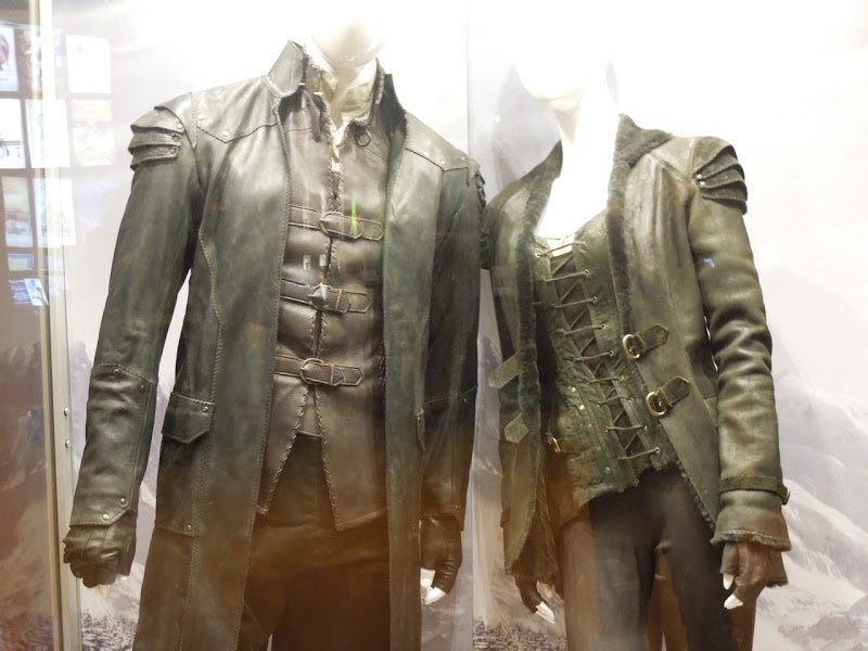 Hansel Gretel Witch Hunters costumes