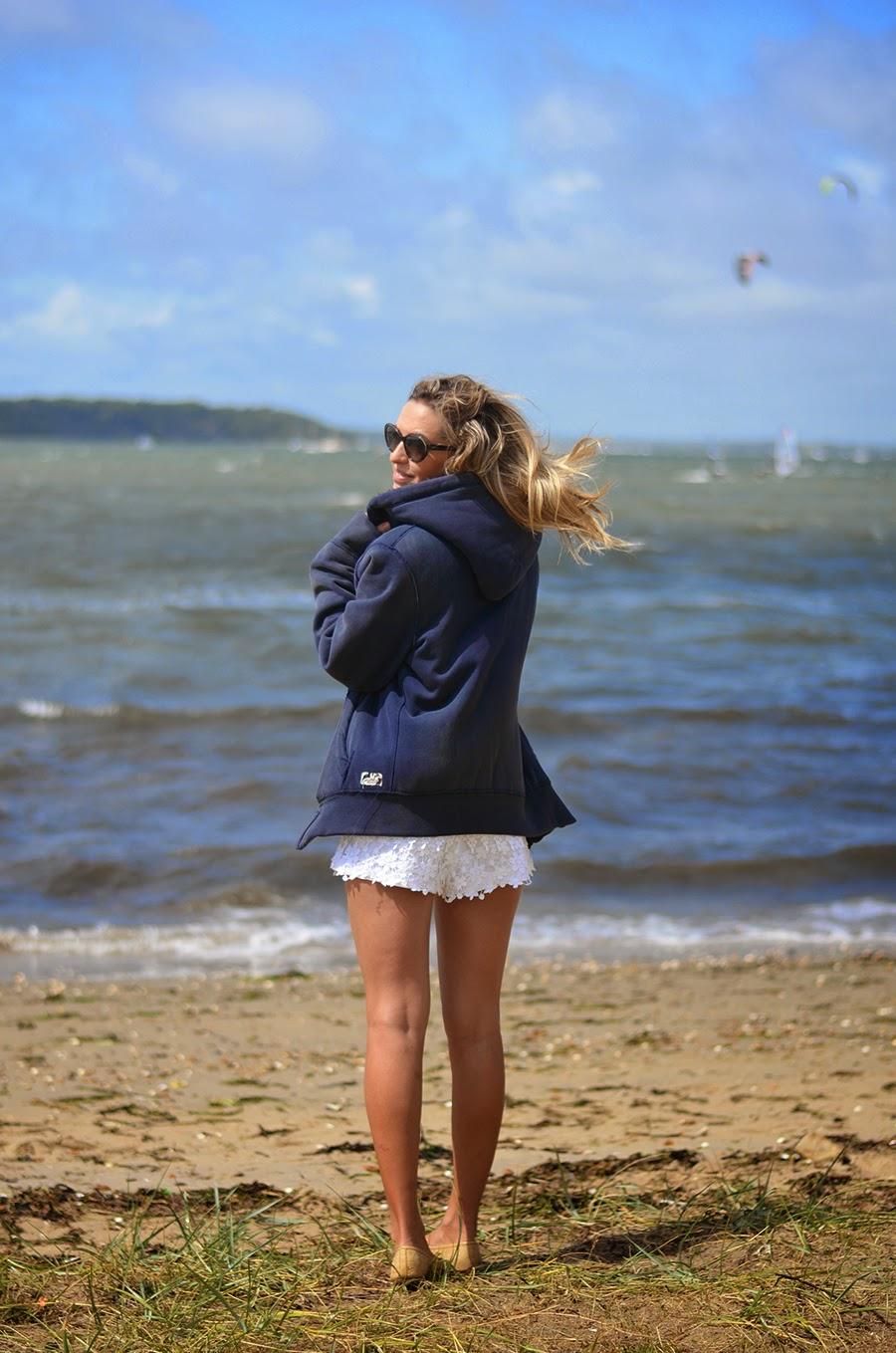 sanbanks, england, uk, travel, beach in the uk