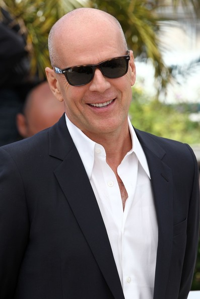 Bruce Willis Latest Pic Bruce Willis